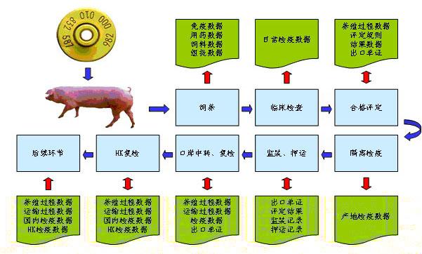 2.食品安全监管追溯平台解决方案